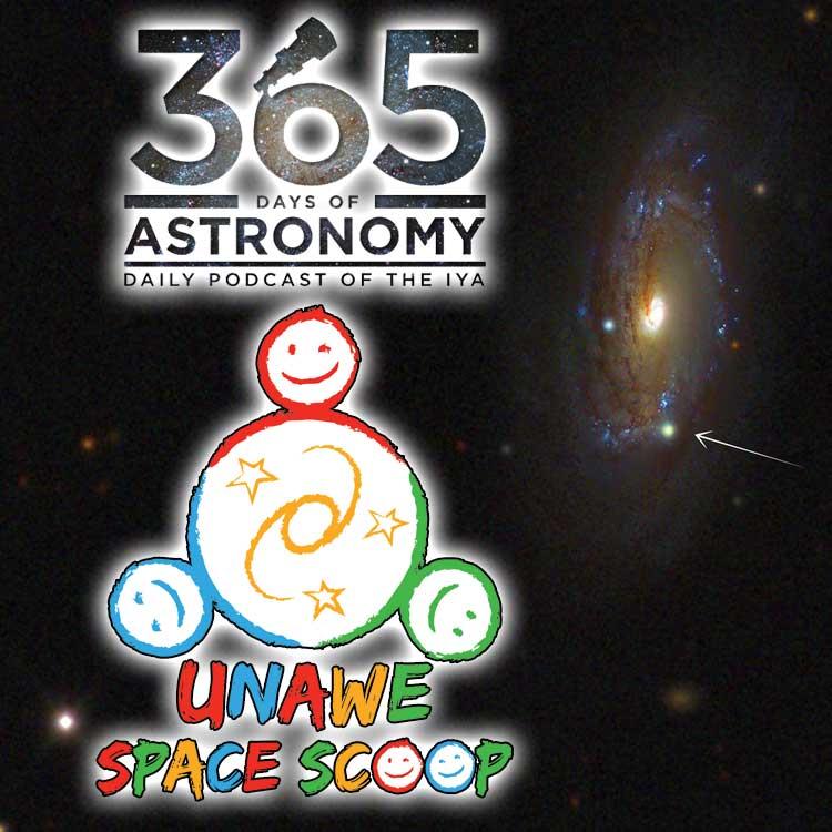 UNAWE--Now you see me-supernova