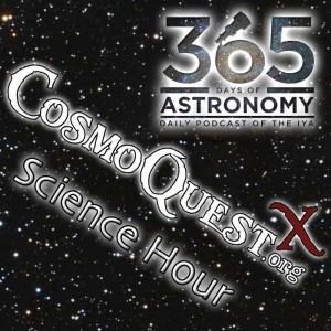 CosmoQuest Science Hour
