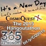 <strong>Podcaster:</strong> Host : Dr. Pamela Gay ; Guest : Geoff Notkin & Alessondra Springmann<!--more-->  <strong>Title:</strong> Hangoutathon: STEM Journals, Meteorites, Etc!