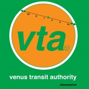 We're your Venus Transit Authority