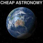 CheapAstronomy