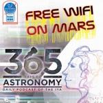 free wifi on mars