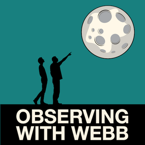 Aug 1st: Observing With Webb in August 2020