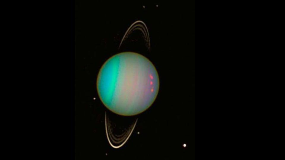 Uranus: The Ringed Planet That Sits on its Side