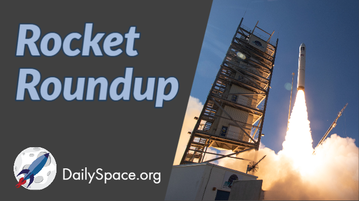Rocket Roundup for July 22, 2020