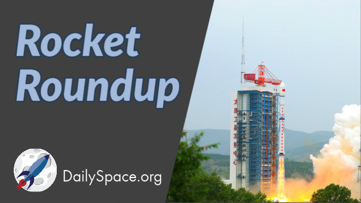 Rocket Roundup for July 29, 2020