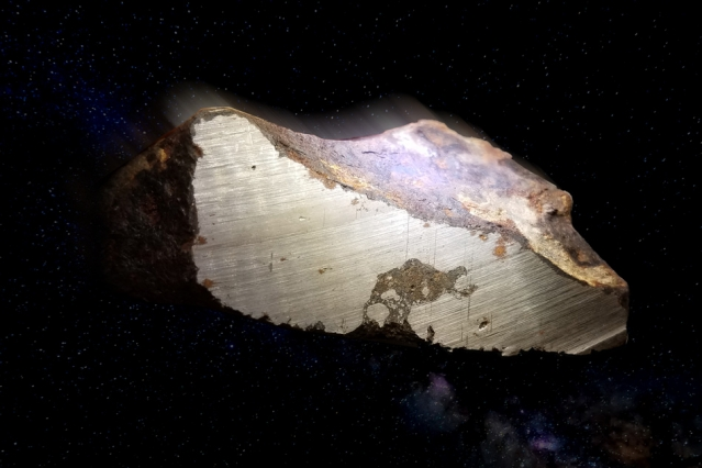 An Origin Story for a Family of Oddball Meteorites
