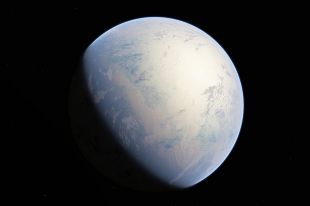 """Plunge in Sunlight May Have Triggered """"Snowball Earths"""""""