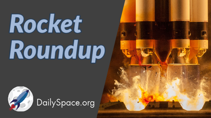 Rocket Roundup for August 5, 2020