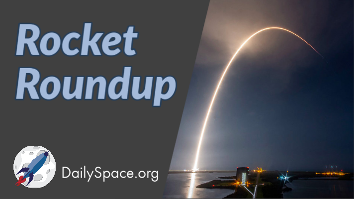 Rocket Roundup for August 12, 2020