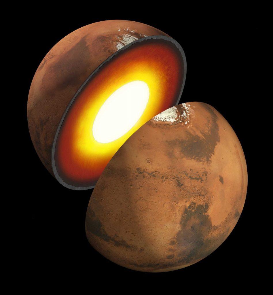 NASA's InSight Lander Used for Deep Mars Measurements