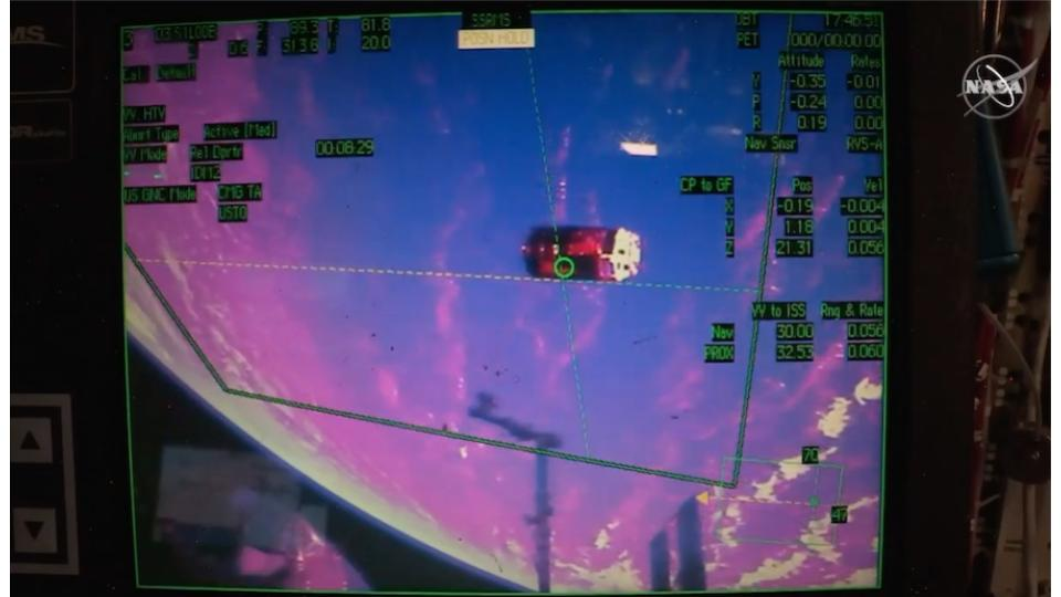 Last in current line of Japan's HTV cargo ships departs space station