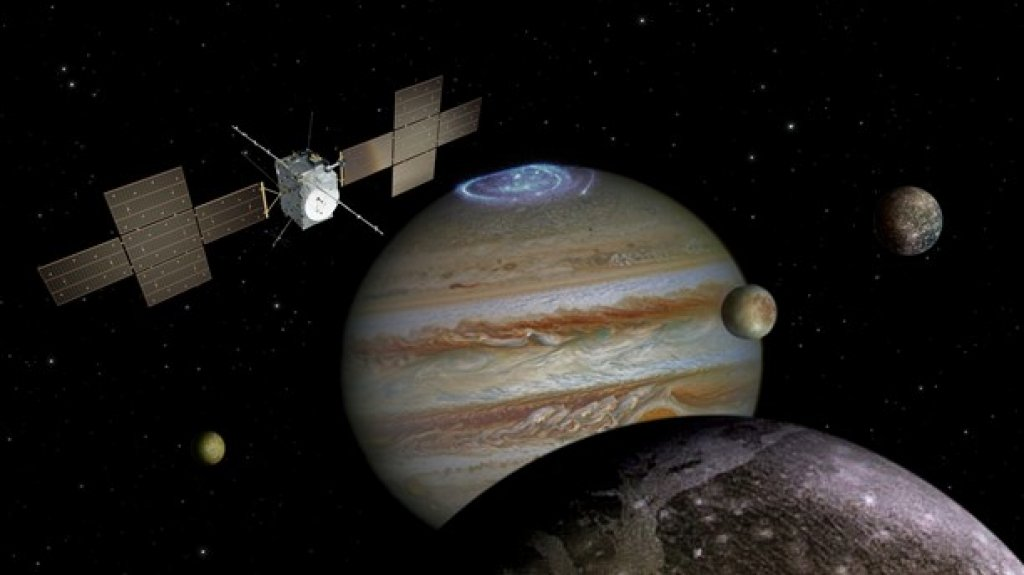Technology Ready to Explore Subsurface Oceans on Ganymede