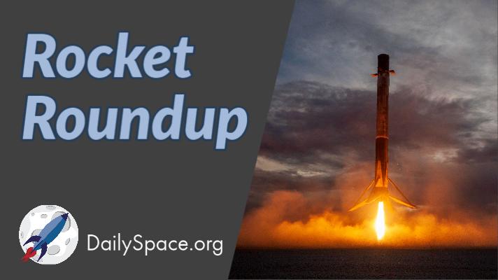 Rocket Roundup for September 2, 2020