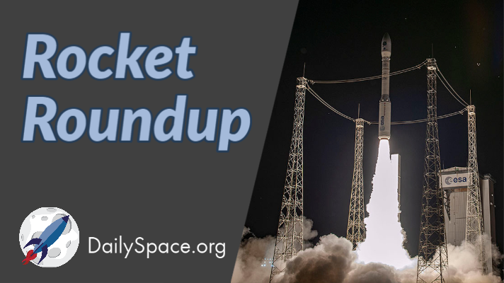Rocket Roundup for September 9, 2020