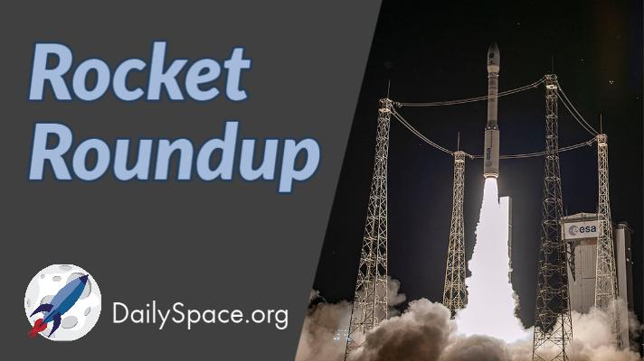 Rocket Roundup for September 9, 2020
