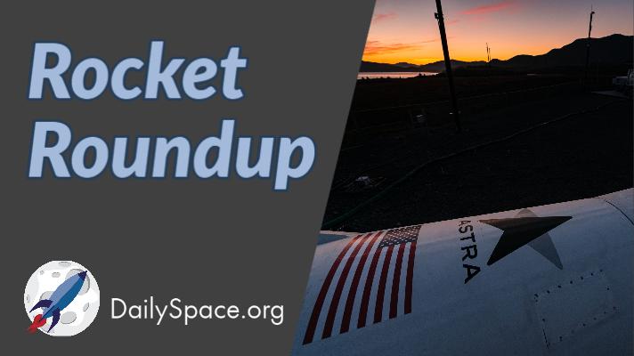 Rocket Roundup for September 16, 2020