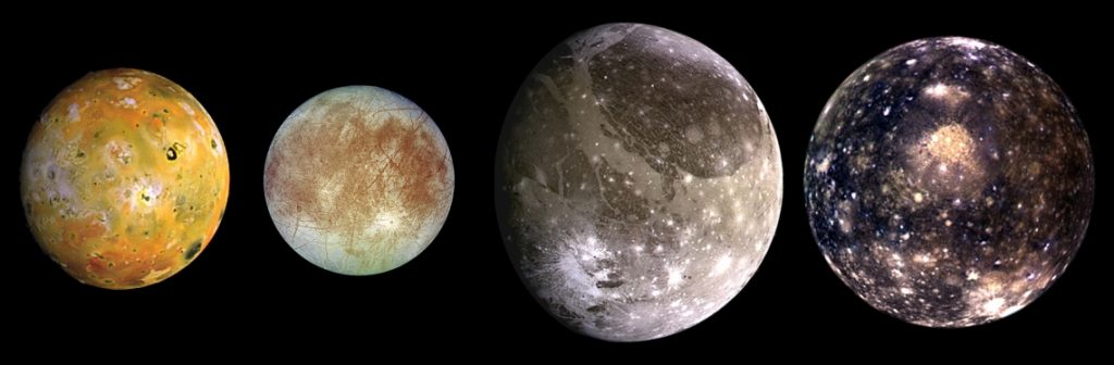 Jupiter's Moons Could Be Warming Each Other