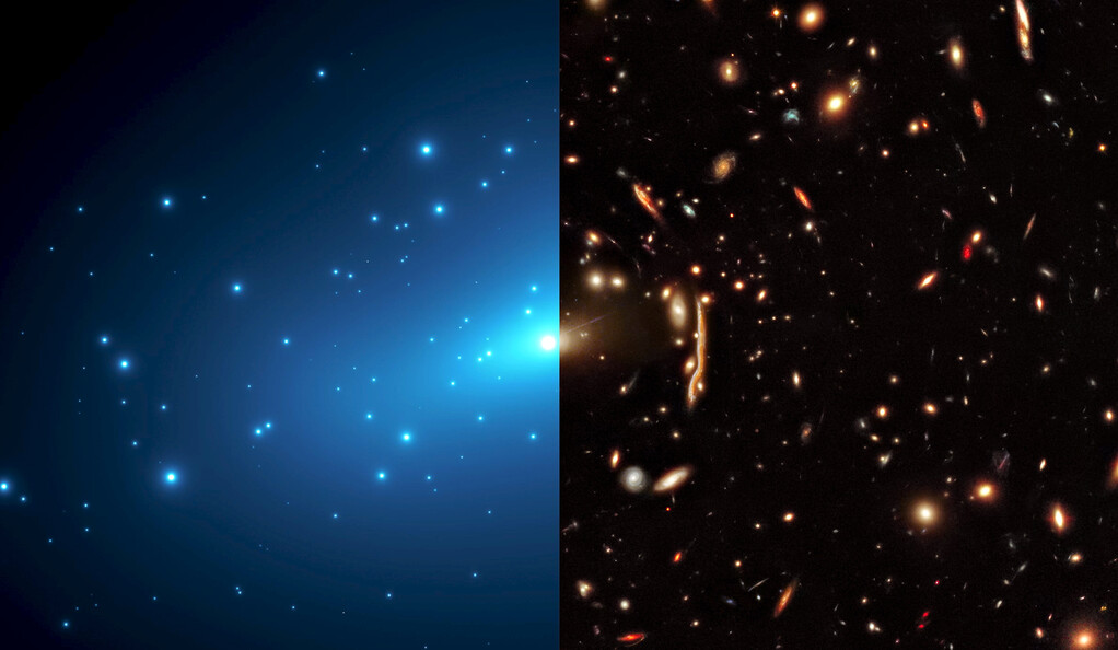 Holding Up a Mirror to a Dark Matter Discrepancy