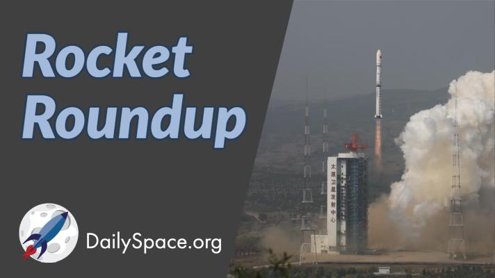Rocket Roundup for October 7, 2020