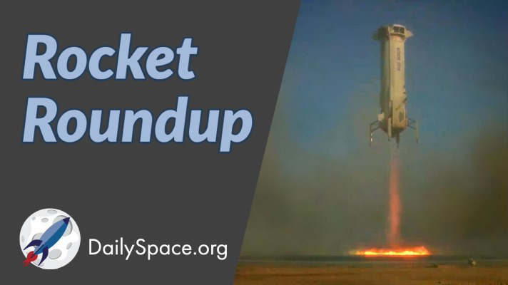 Rocket Roundup for October 21, 2020