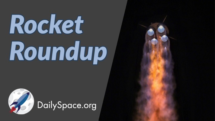 Rocket Roundup for October 28, 2020