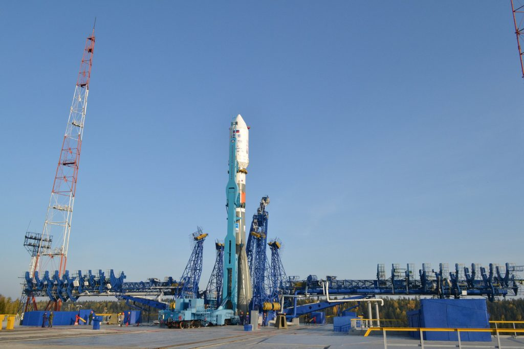 """Russian Aerospace Forces successfully launches """"Soyuz-2"""" rocket carrier from Plesetsk cosmodrome"""