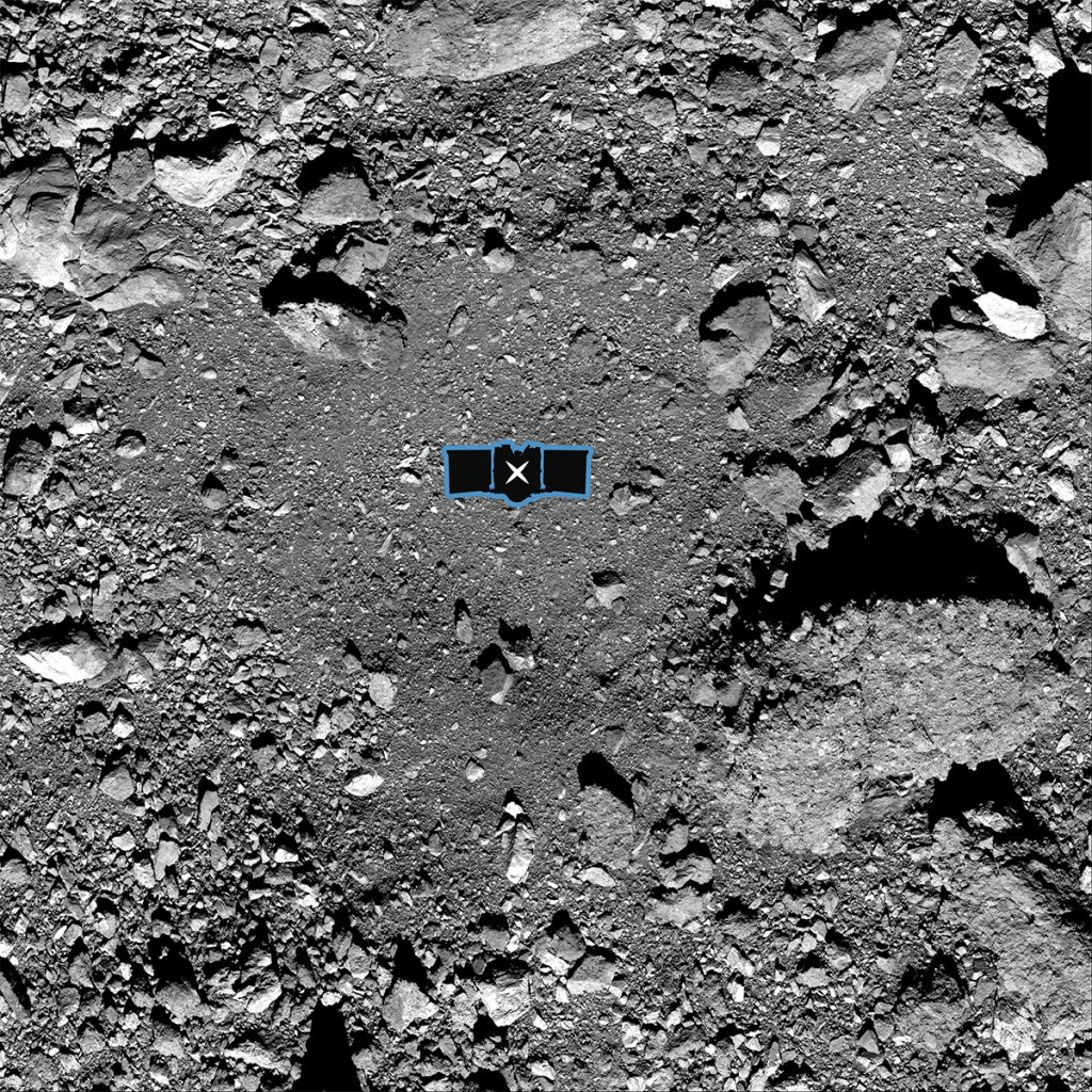 Scientists Study Rugged Surface of Near-Earth Asteroid Bennu