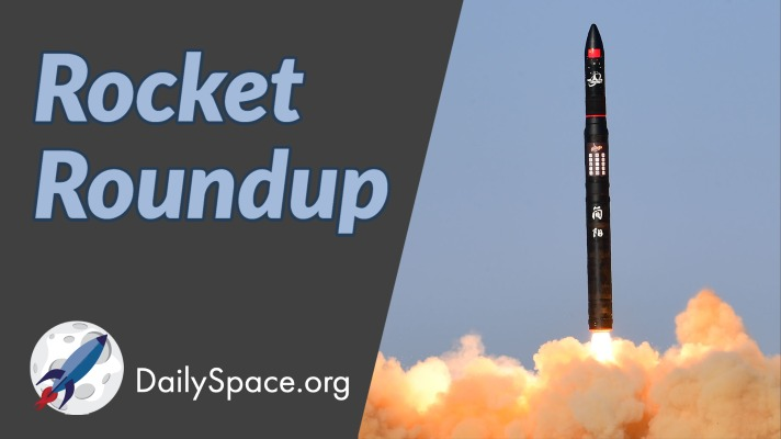 Rocket Roundup for November 12, 2020