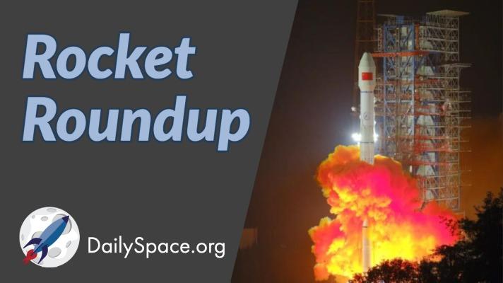 Rocket Roundup for November 18, 2020