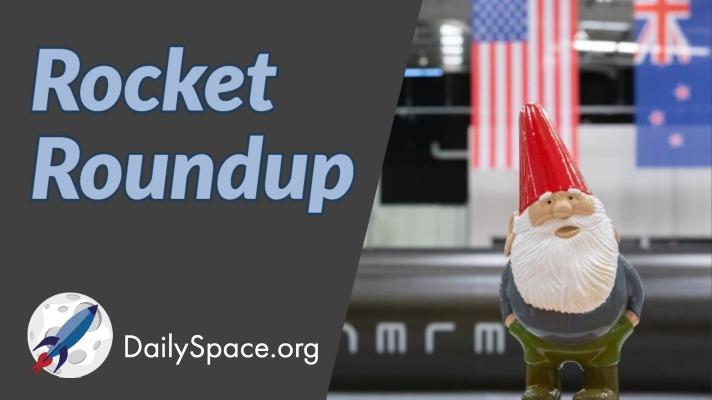 Rocket Roundup for November 25, 2020