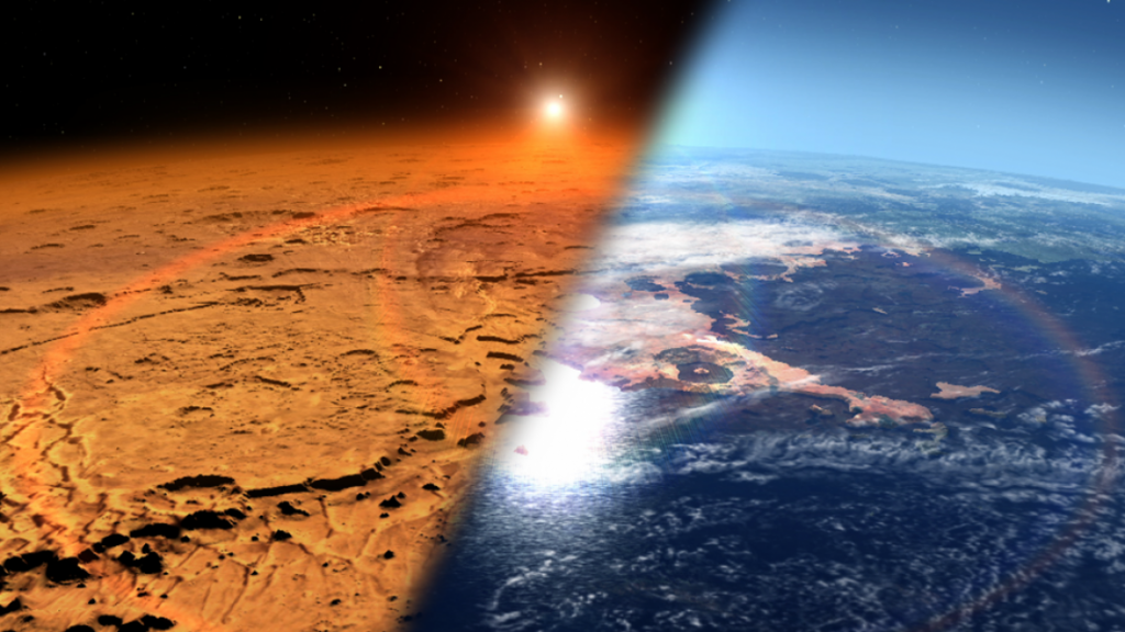 Escape from Mars: How Water Fled the Red Planet