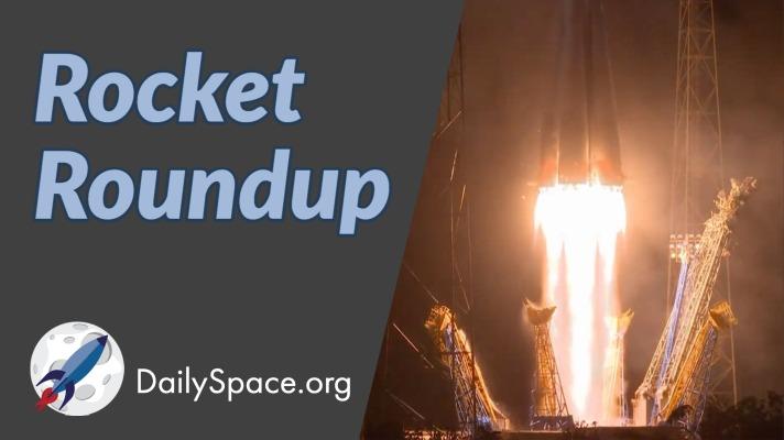 Rocket Roundup for December 2, 2020