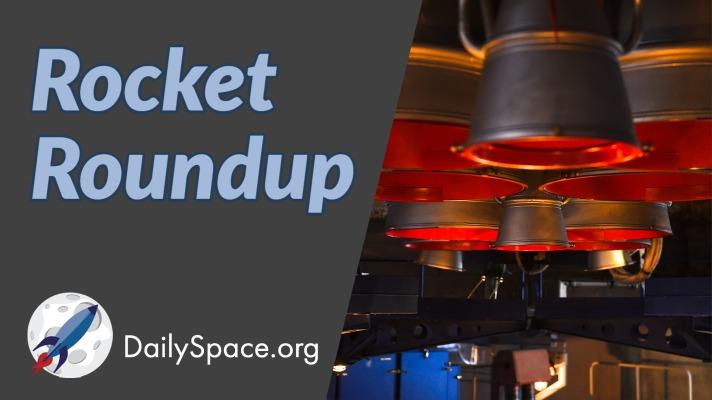 Rocket Roundup for December 9, 2020