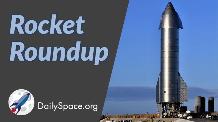 Rocket Roundup for December 16, 2020