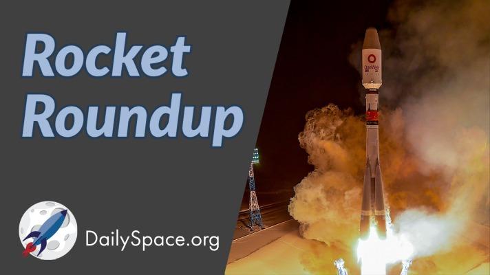 Rocket Roundup for December 23, 2020