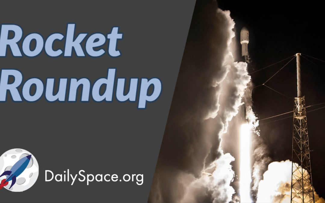 Rocket Roundup for January 13, 2021