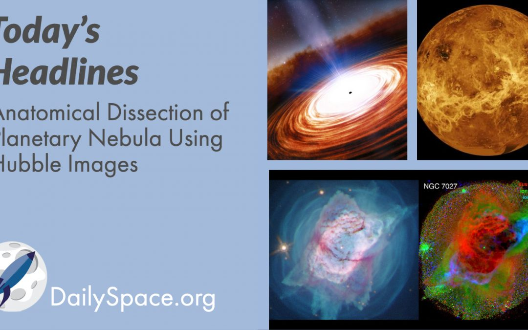 Anatomical Dissection of Planetary Nebula Using Hubble Images