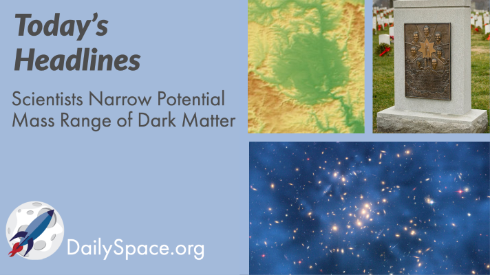 Scientists Narrow Potential Mass Range of Dark Matter