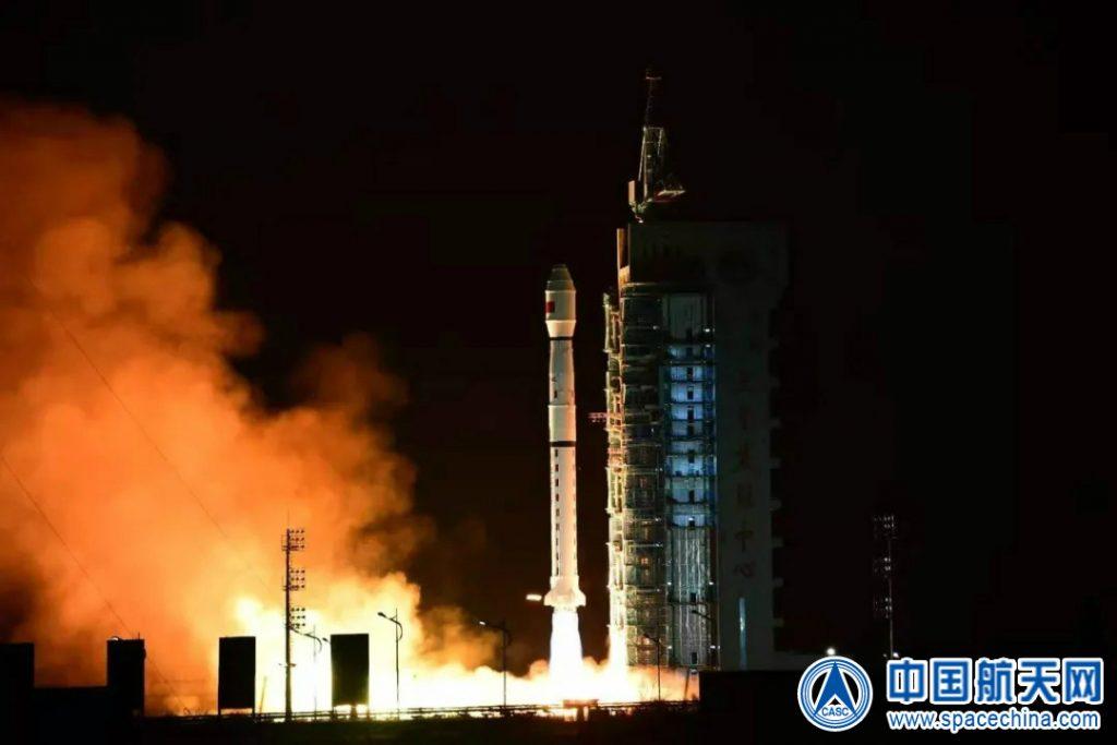 China Launches Yaogan-33R