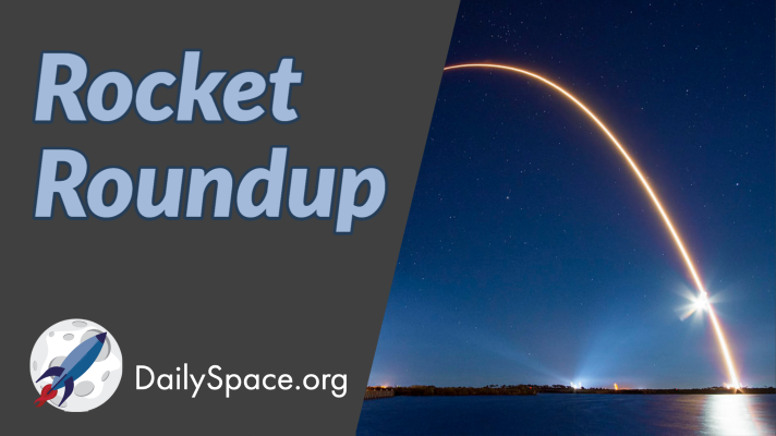 Rocket Roundup for February 10, 2021