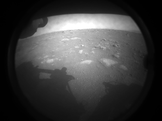 NASA's Mars Perseverance Rover Touches Down on Mars