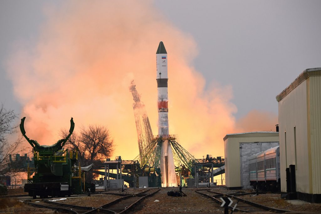 Roscosmos Launches Progress MS-16 Resupply Mission to ISS
