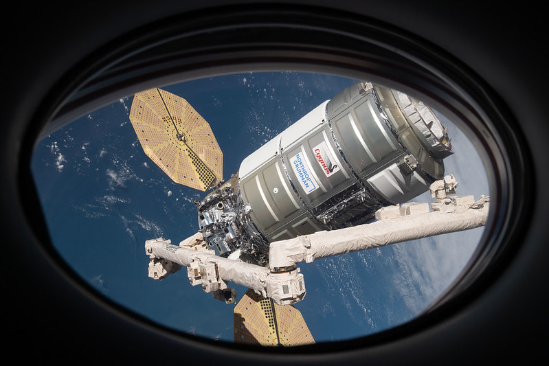 Cygnus NG-15 Resupply Mission Lifts Off From Wallops