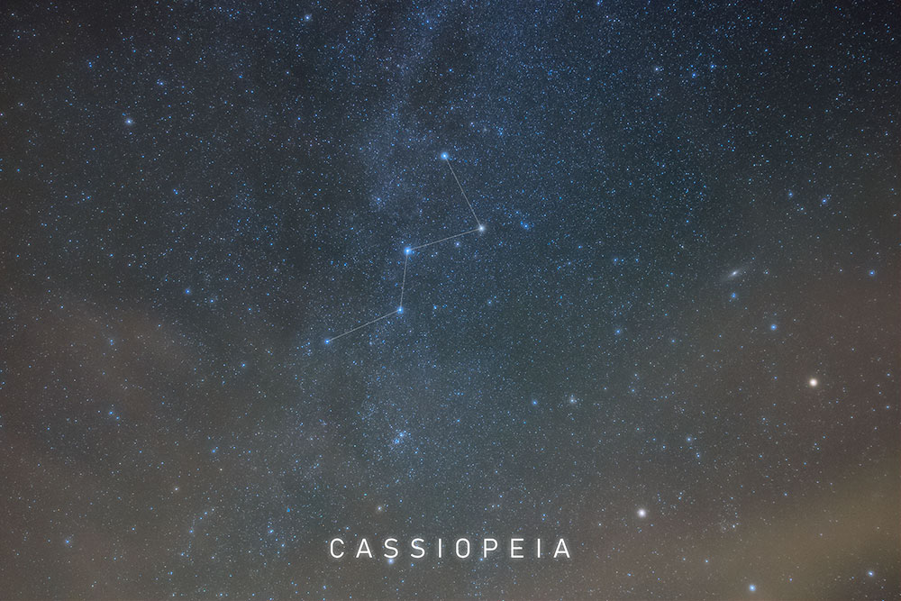 Random Space Fact: Gamma Cassiopeiae Named by Gus Grissom