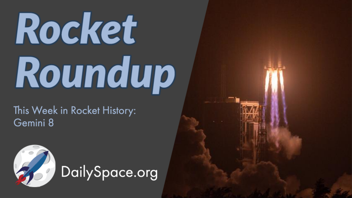 Rocket Roundup for March 17, 2021