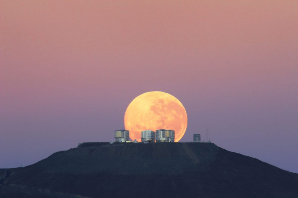 What's Up: Full Snow Moon on February 26