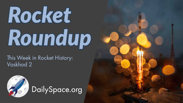 Rocket Roundup for March 24, 2021