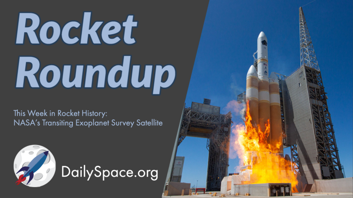 Rocket Roundup for April 28, 2021