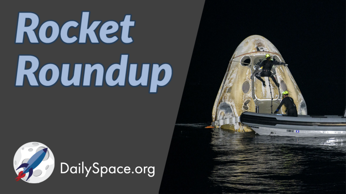 Rocket Roundup for May 5, 2021